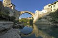 Mostar is a beautiful slice of the past