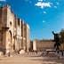 Palais Des Papes, Avignon, France. (Photo by Marka/UIG via Getty Images)