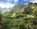 The Accursed Mountains is awe-inspiring landscapes