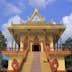 Wat Leu Temple, Sihanoukville Port