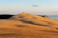 Pyla-sur-Mer is undulating sand