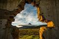 Quetzaltenango is volcanic views