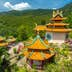 Kuan yin, chinese temple overlooking Chaloklum Bay at Koh Phangan, Thailand; Shutterstock ID 197205806; Your name (First / Last): Josh Vogel; GL account no.: 56530; Netsuite department name: Online Design; Full Product or Project name including edition: Digital Content/Sights