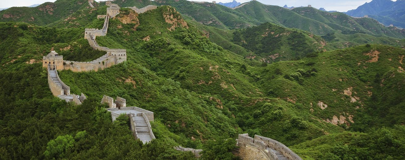The Great Wall Travel China Asia Lonely Planet