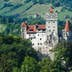The medieval Castle of Bran. The castle  guarded in the past the border between Transylvania an Wallachia. It is also known for the myth of Dracula.; Shutterstock ID 114267793; Your name (First / Last): Josh Vogel; Project no. or GL code: 56530; Network activity no. or Cost Centre: Online-Design; Product or Project: 65050/7529/Josh Vogel/LP.com Destination Galleries