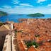 Old town of Dubrovnik with Lokrum island on background with red roofs; Shutterstock ID 151850840; Your name (First / Last): Josh Vogel; Project no. or GL code: 56530; Network activity no. or Cost Centre: Online-Design; Product or Project: 65050/7529/Josh Vogel/LP.com Destination Galleries