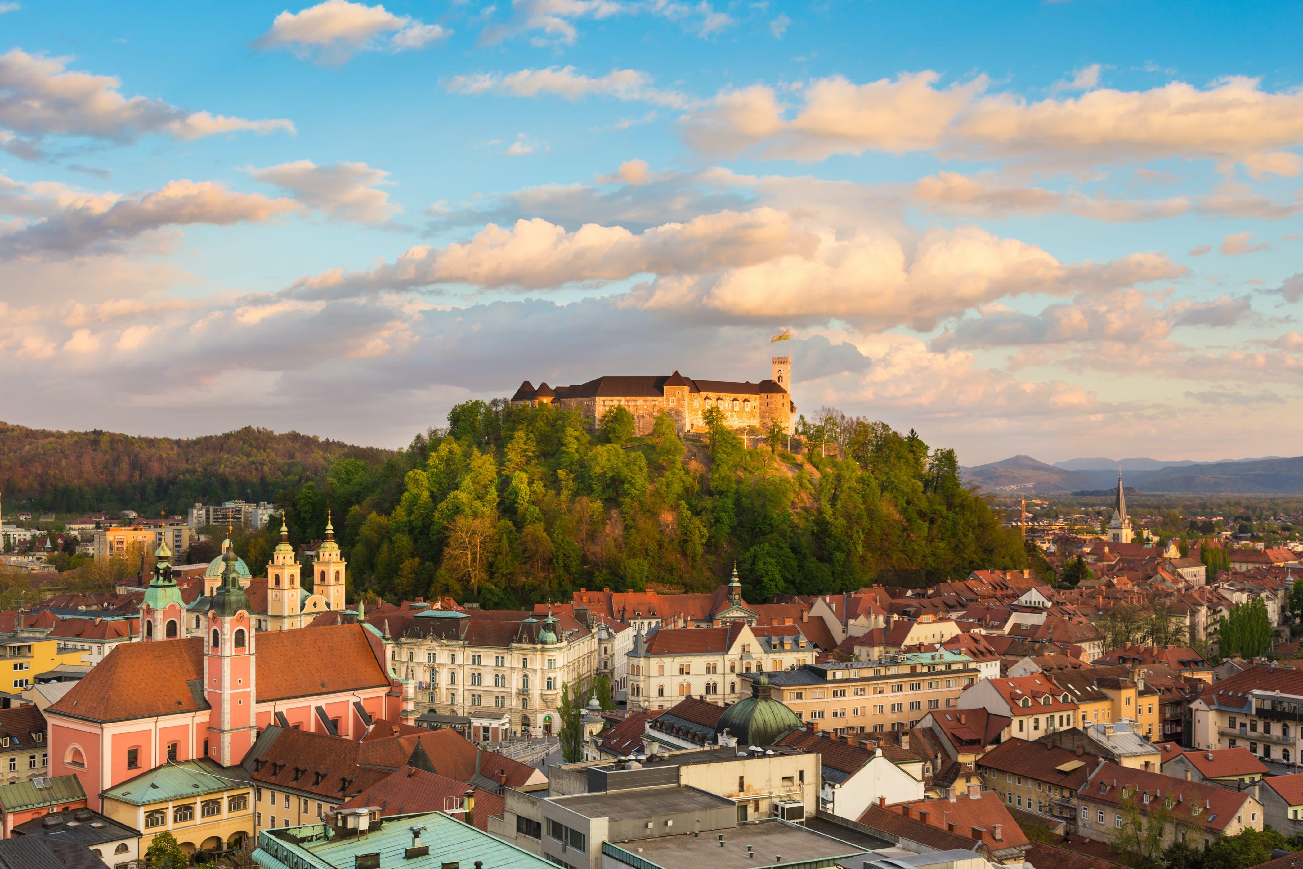 Ljubljana Castle   Ljubljana, Slovenia Attractions - Lonely Planet
