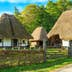 The old peasant houses,Astra village museum,Sibiu,Transylvania,Romania,Europe; Shutterstock ID 224656321; Your name (First / Last): Josh Vogel; Project no. or GL code: 56530; Network activity no. or Cost Centre: Online-Design; Product or Project: 65050/7529/Josh Vogel/LP.com Destination Galleries