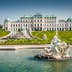 Beautiful view of famous Schloss Belvedere, built by Johann Lukas von Hildebrandt as a summer residence for Prince Eugene of Savoy, in Vienna, Austria; Shutterstock ID 249139849; Your name (First / Last): Josh Vogel; Project no. or GL code: 56530; Network activity no. or Cost Centre: Online-Design; Product or Project: 65050/7529/Josh Vogel/LP.com Destination Galleries
