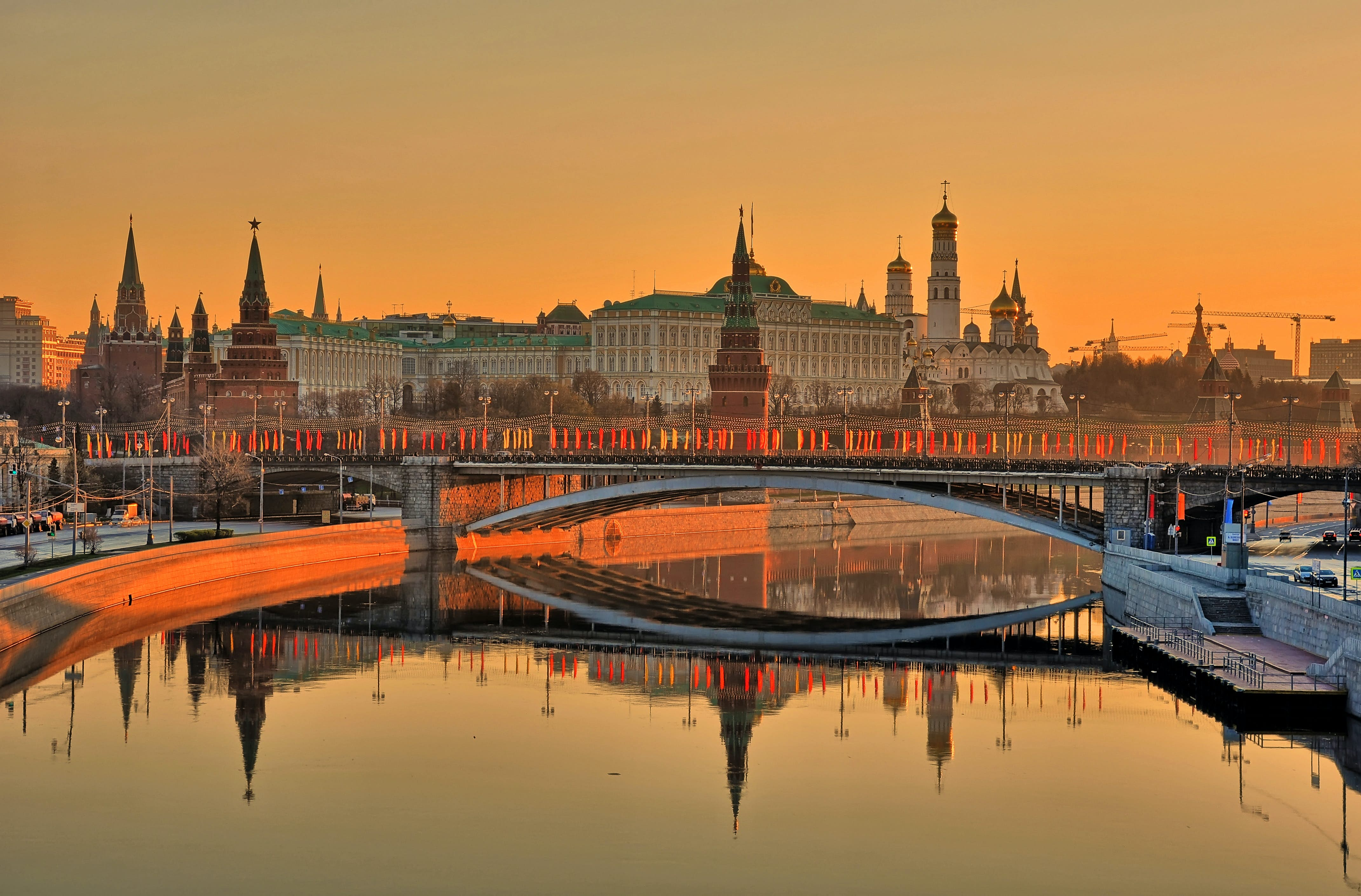 Moscow travel | Russia Lonely Planet