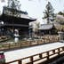 Naruto, Japan - April 2, 2018: On the grounds of Ryozenji, temple number 1 of Shikoku-henro pilgrimage; Shutterstock ID 1264858930; Your name (First / Last): Lauren Vastine; GL account no.: 65050; Netsuite department name: Online Editorial; Full Product or Project name including edition: BiA Imagery