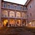 Courtyard Buonaccorsi Palace Macerata Marche Italy Europe. (Photo by: MauroFlamini/REDA&CO/Universal Images Group via Getty Images)