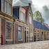 Details from traditional fisherman village open-air museum (Zuiderzeemuseum), Netherland.; Shutterstock ID 1233901861; Your name (First / Last): Evan Godt; GL account no.: 65050; Netsuite department name: Online Editorial; Full Product or Project name including edition: Netherlands destination page