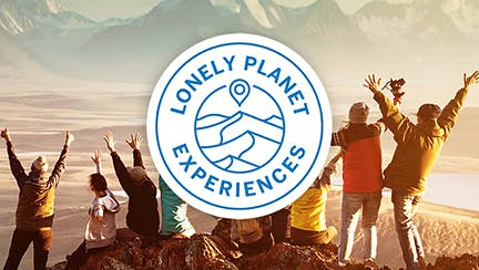 Find your next adventure with Lonely Planet Experiences