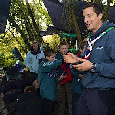 Bear Grylls has 100 'indoor survival challenges' for kids under isolation