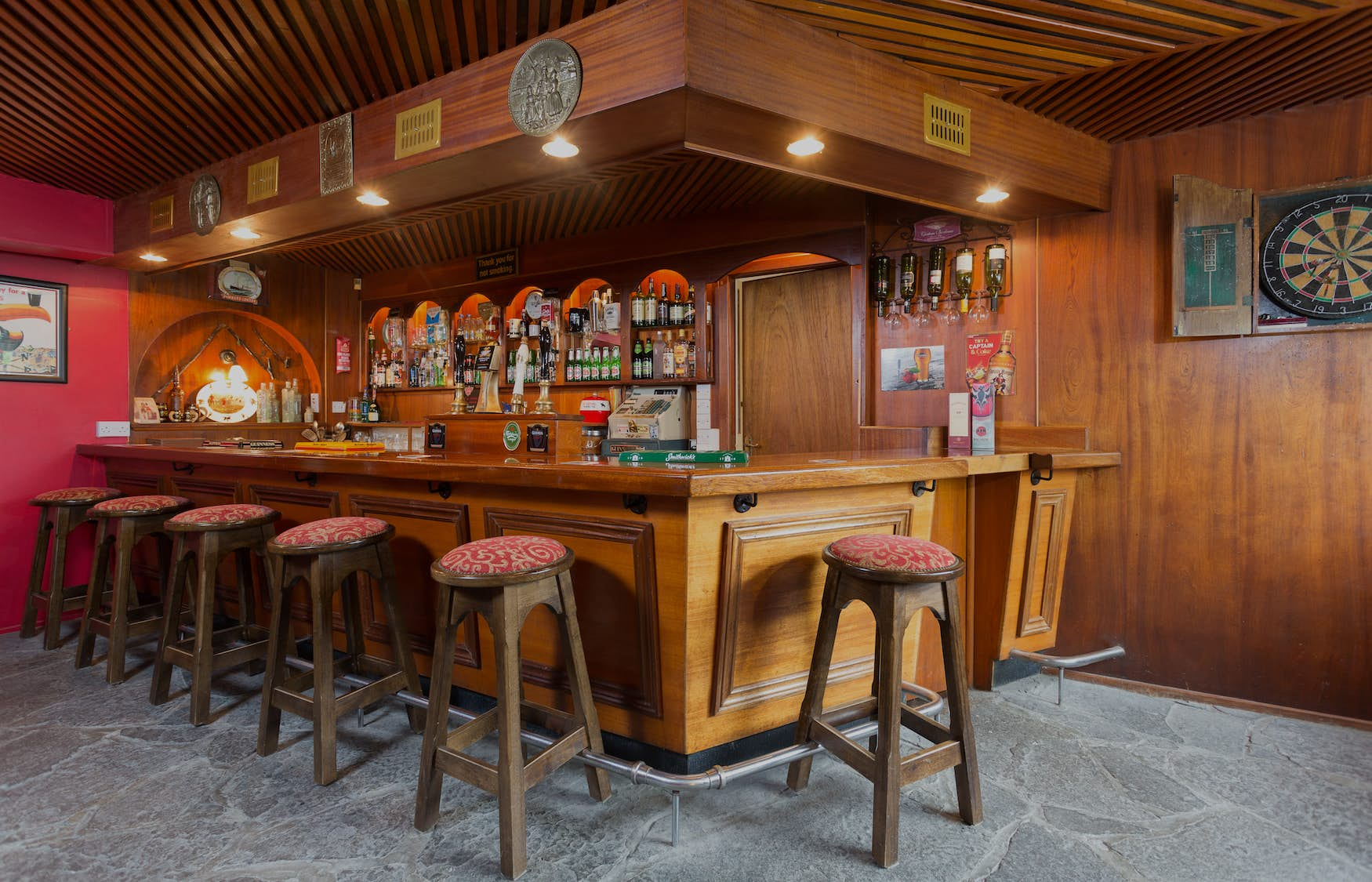 Rent your own pub for the weekend and never miss last orders
