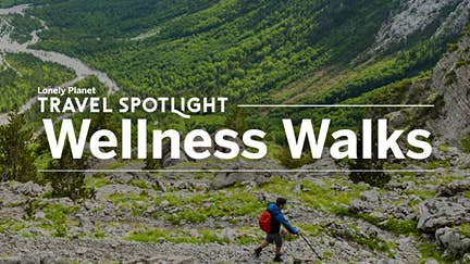 This month: Explore these peaceful wellness walks