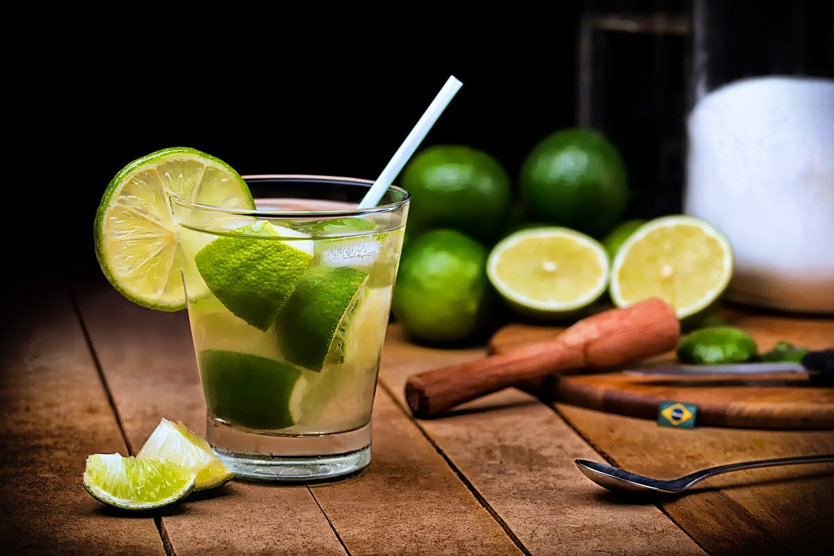 Destination Drinks #35: Caipirinha