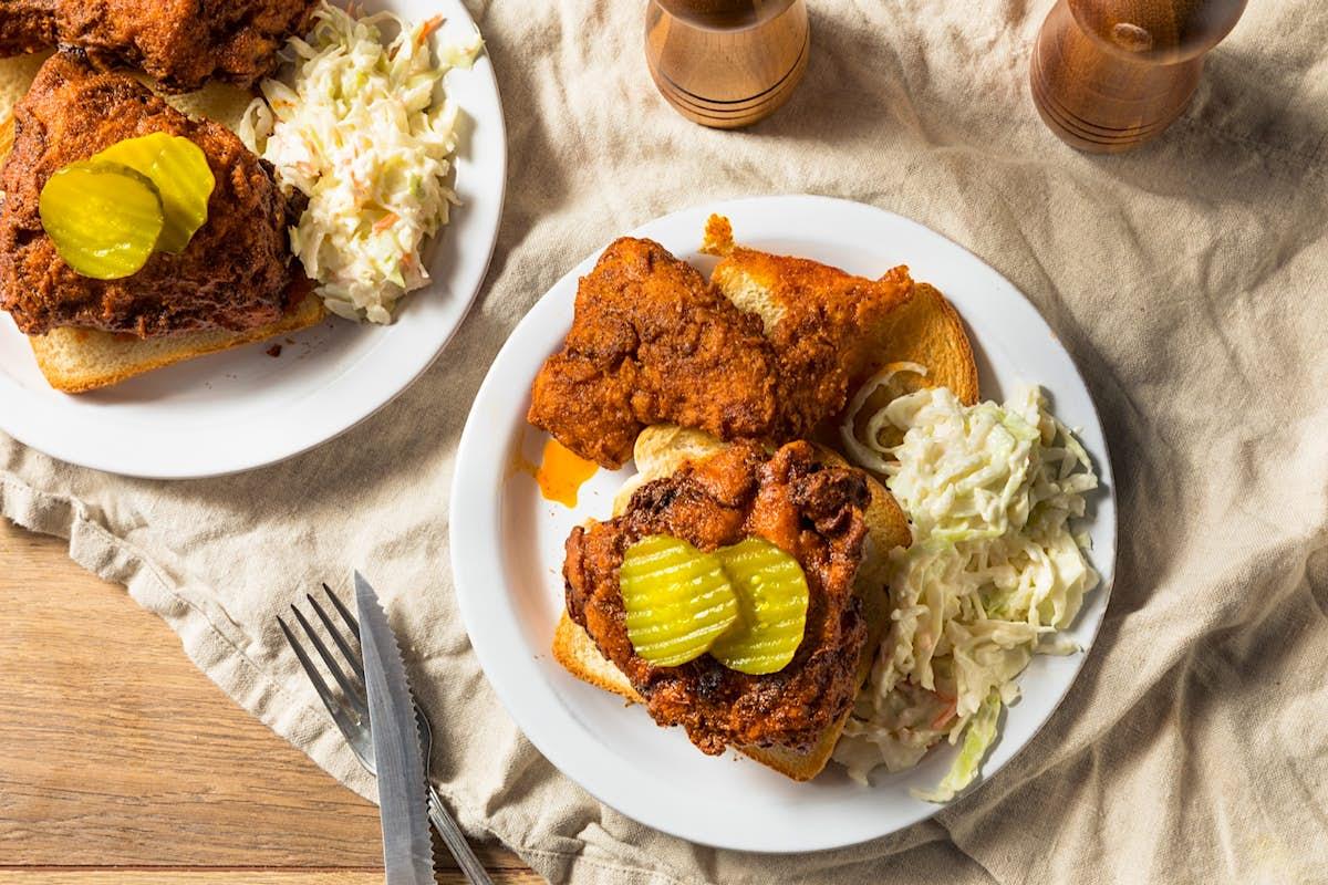 How to make Nashville hot chicken