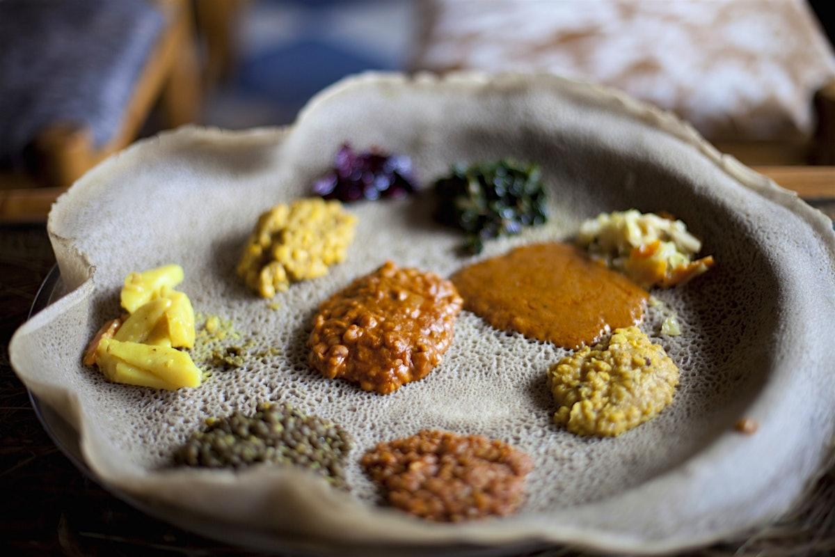 How to make Ethiopian injera