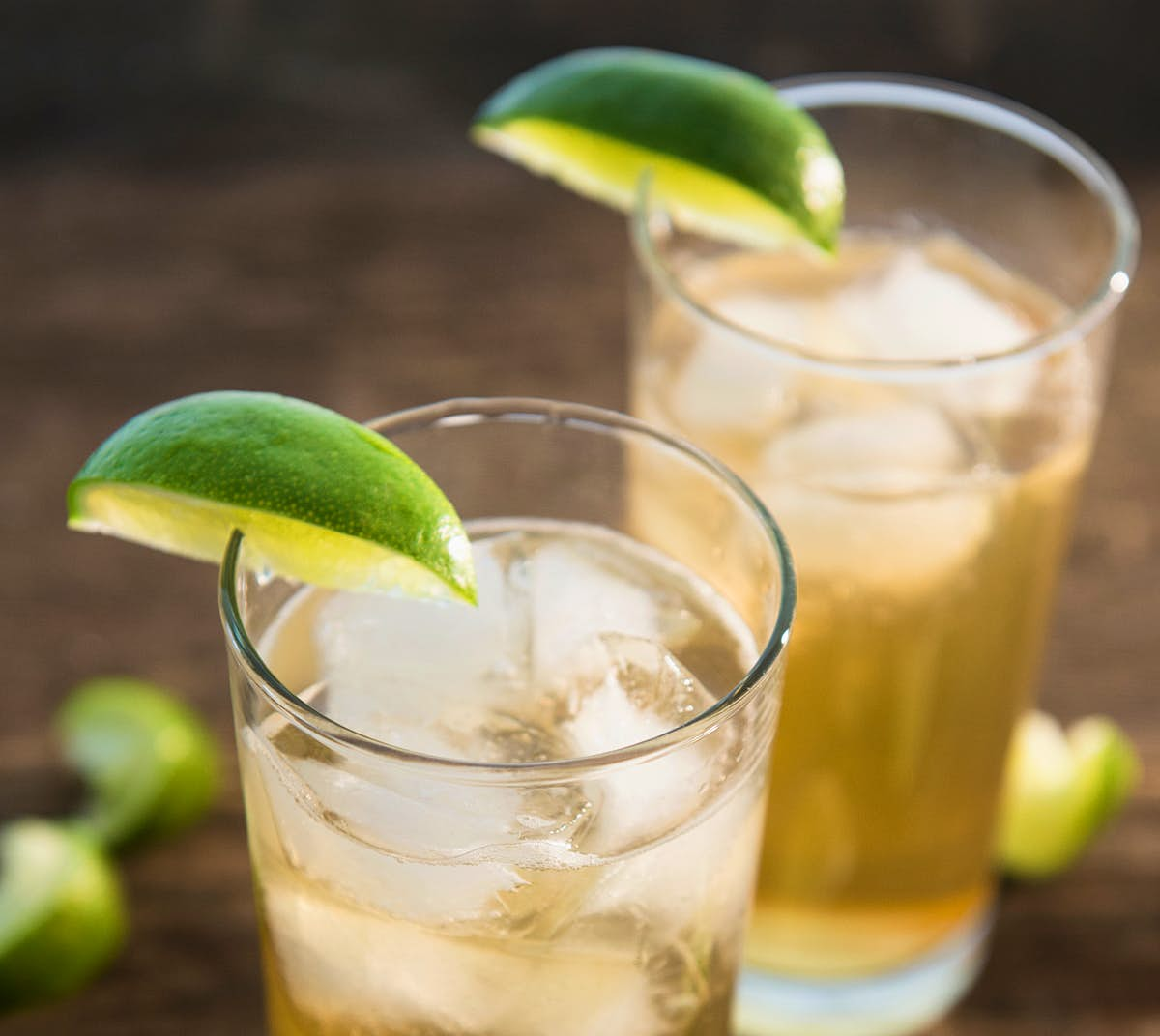 How to make a Bermudan Dark and Stormy