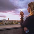 While it's against the law to consume cannabis in public places, you're free to partake on private property as long as no other rules prohibit smoking © Meghan O'Dea / Lonely Planet