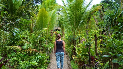 Exploring the natural beauty of Guatemala