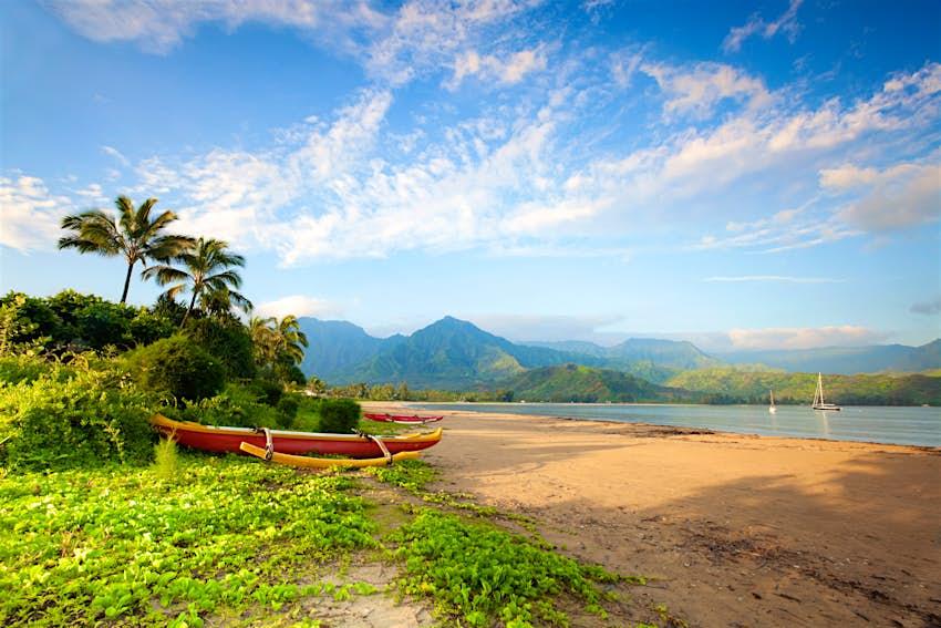 Vịnh Hanalei Kauai