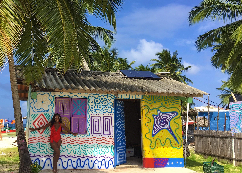 Где я хочу быть - Панама Сан-Блас (Исла Сенидуп) - Фото автора Rosie Bell.jpg