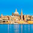 Valletta skyline, Malta.