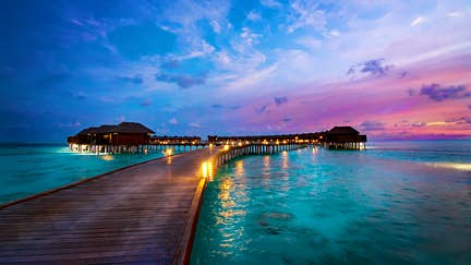 Idyllic Maldives set to reopen to international travelers