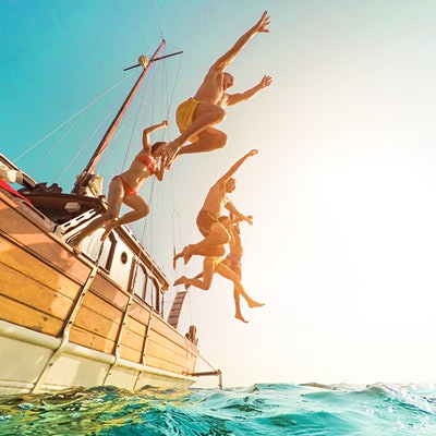 6 idyllic destinations for summer sailing