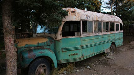 The bus from 'Into the Wild' to be displayed in a new home