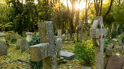 Explore more of London's famous Highgate Cemetery without a guide