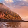 Cape Blomidon in the Bay of Fundy, Nova Scotia © Chris Sheppard / 500px / Getty Images
