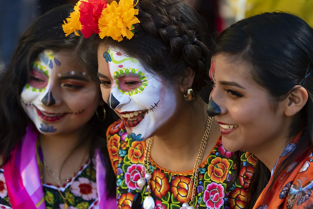 Here's how you can celebrate Day of the Dead at home