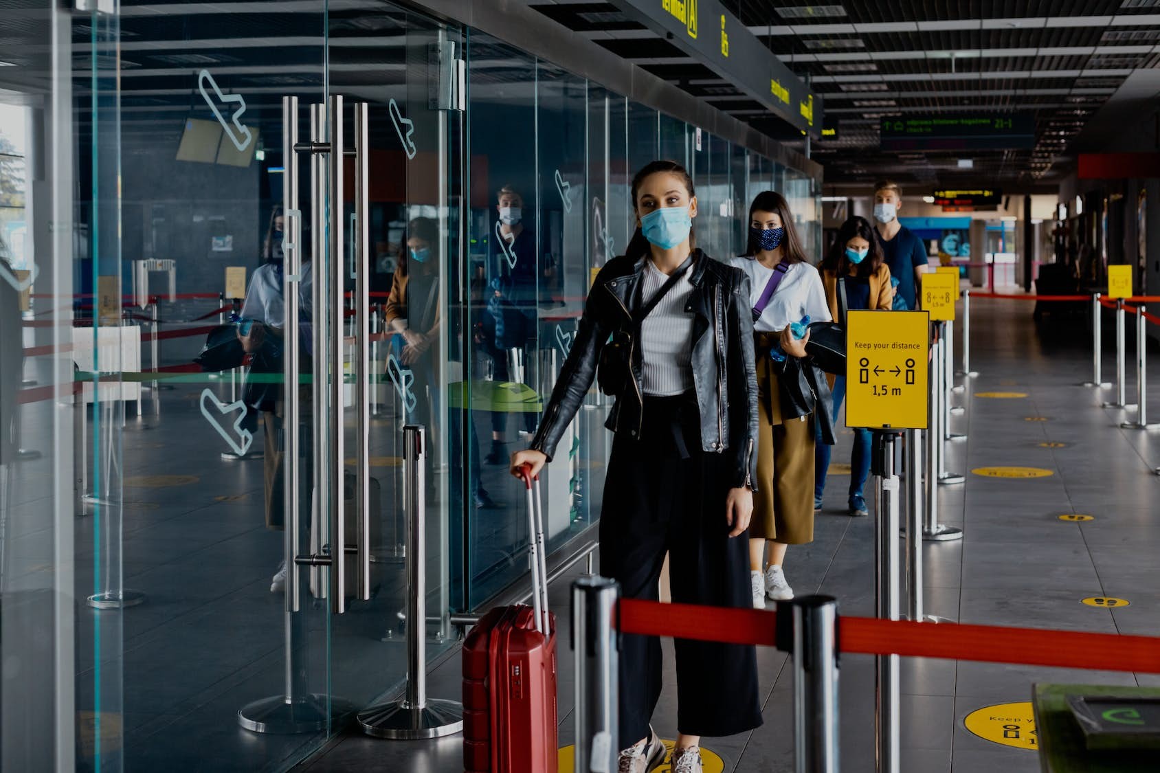 No face mask, no flight: the new rule of travel?
