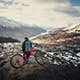 World cup mountain biker Tobias Woggon set off to discover the best cycling and food in northern Europe © Philip Ruopp, Nordic Cycle, Gestalten 2020