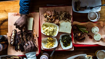 The best BBQ joints in the United States
