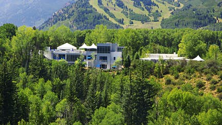 This resort in Aspen has reopened with 100% clean energy