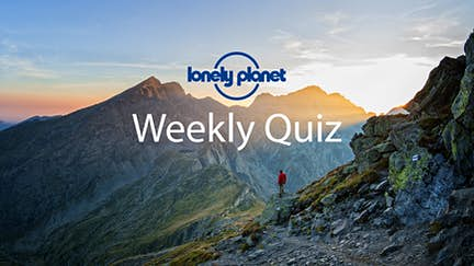 Weekly quiz: beaches