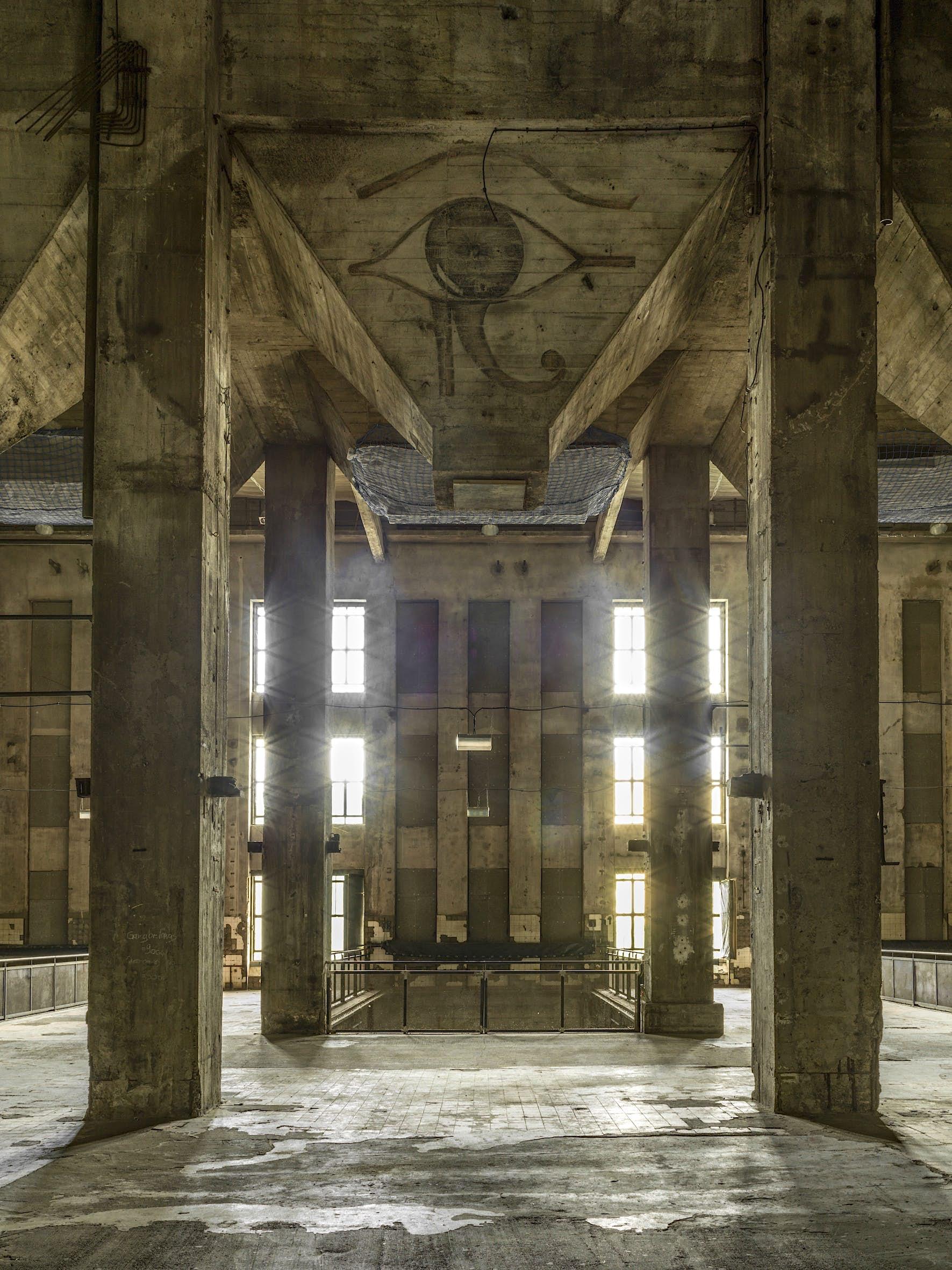 Berghain's Kessell Hall