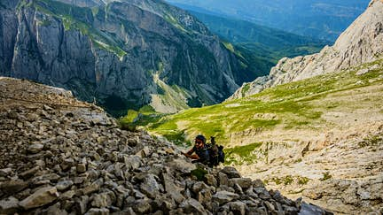 The 7 best hikes in Italy