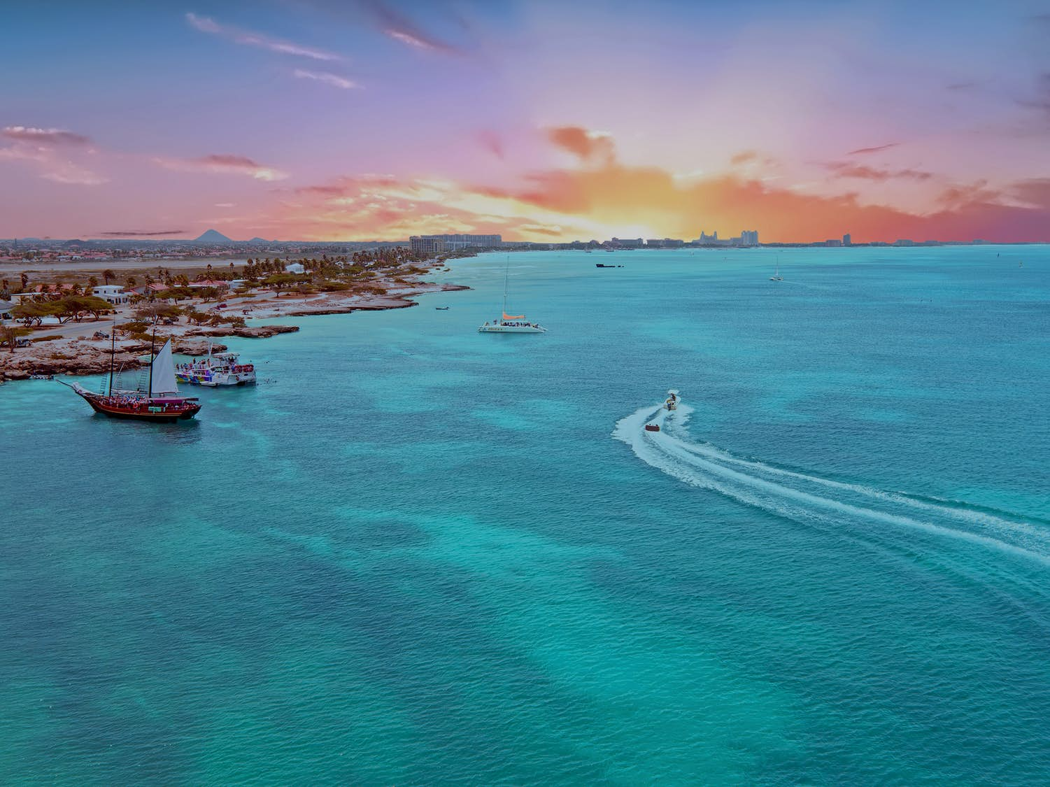 Aruba your way: tips for lovers, thrill seekers, foodies and more