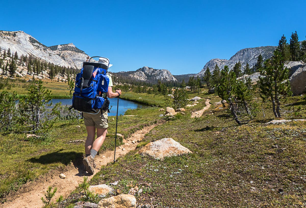 California's 10 best hiking trails