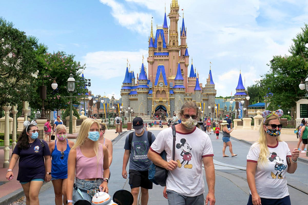 Florida's Disney World will reduce its opening hours in September - Lonely Planet