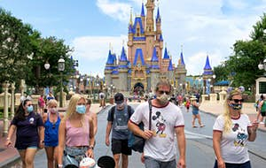 Florida's Disney World will reduce its opening hours in September