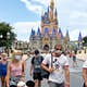 Walt Disney World will reduce its opening hours in September © Joe Burbank/Orlando Sentinel/Tribune News Service via Getty Images