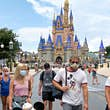 Walt Disney World will reduce its opening hours in September © Joe Burbank/Orlando Sentinel/Tribune News Service via Getty Images