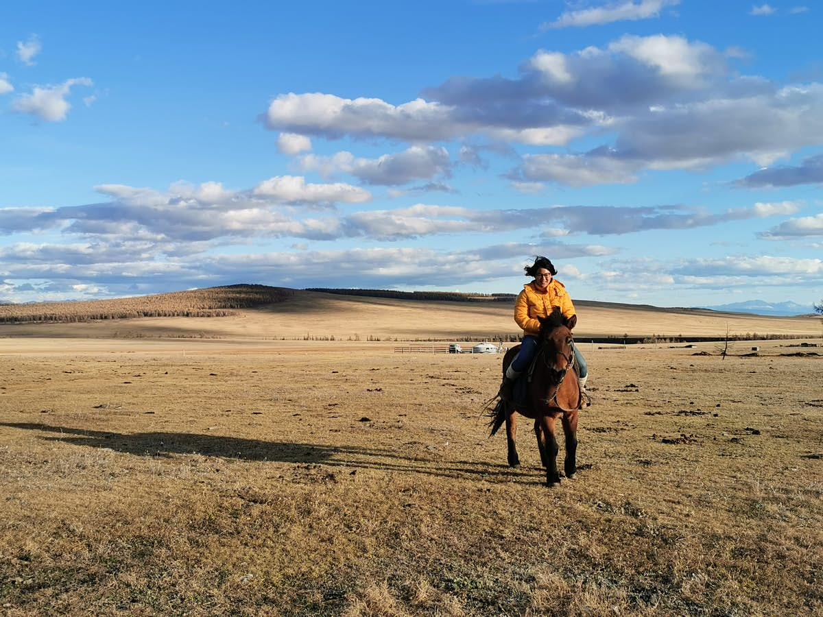 A journey to meet the reindeer tribe of northern Mongolia